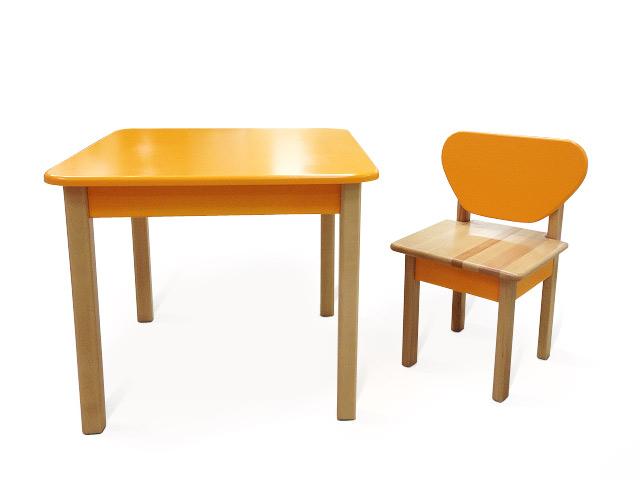 Детский столик и стульчик ТМ Верес
